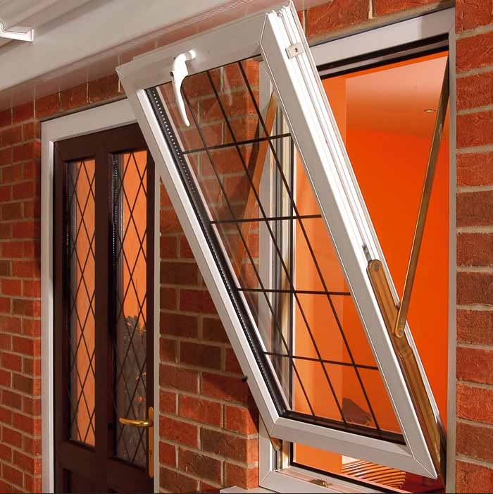 Fully Reversible UPVC Windows available from VEKA supplied and fitted by MPN Windows INveka member for Wales award winner in 2015